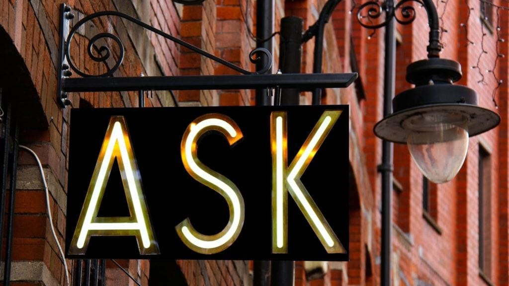 Ask Signage